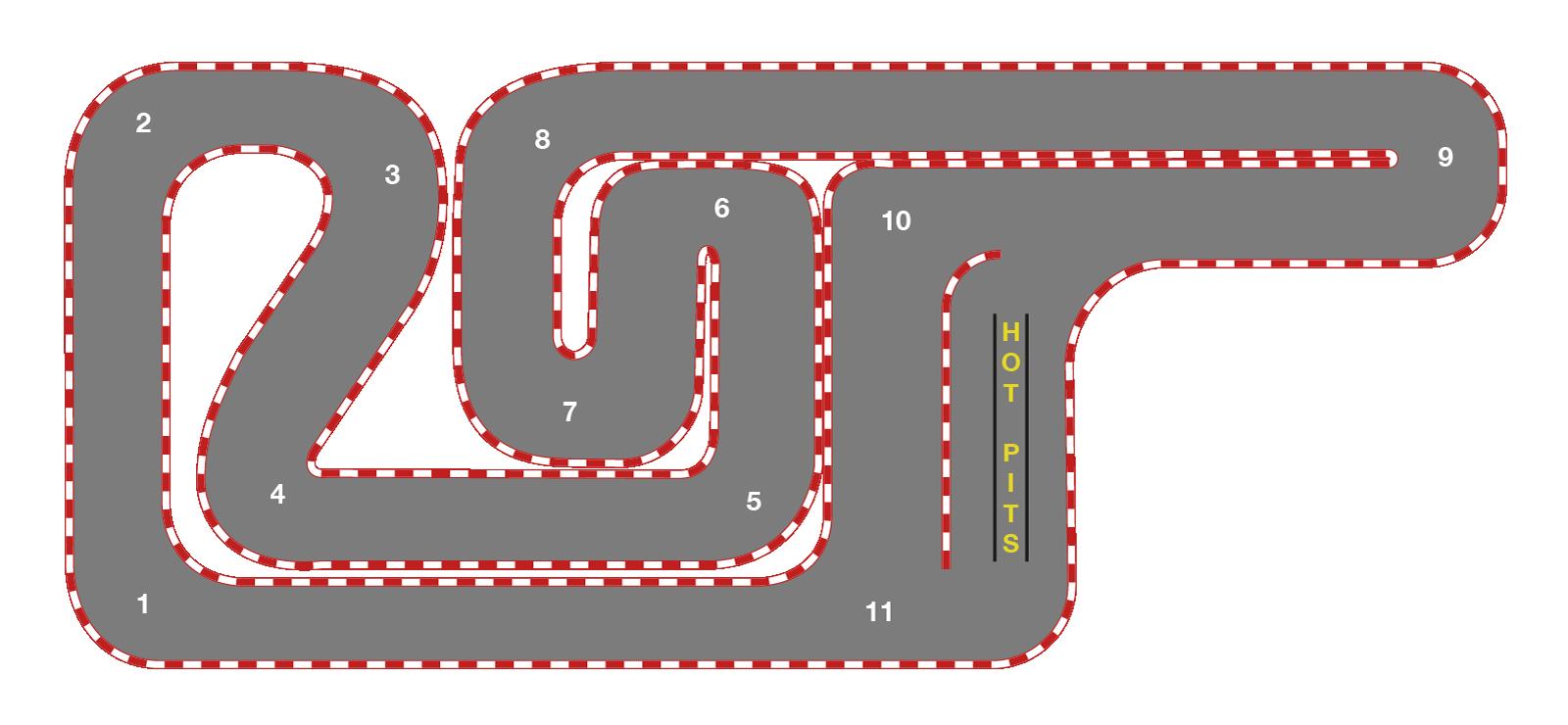 Track clipart indoor track. We encourage speeding high