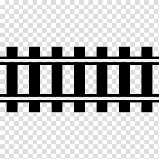 Train silhouette transport computer. Track clipart rail track