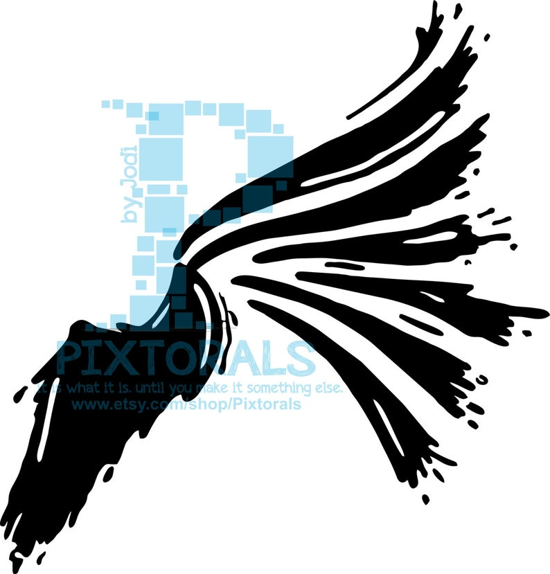 Winged shoe eps file. Track clipart vector