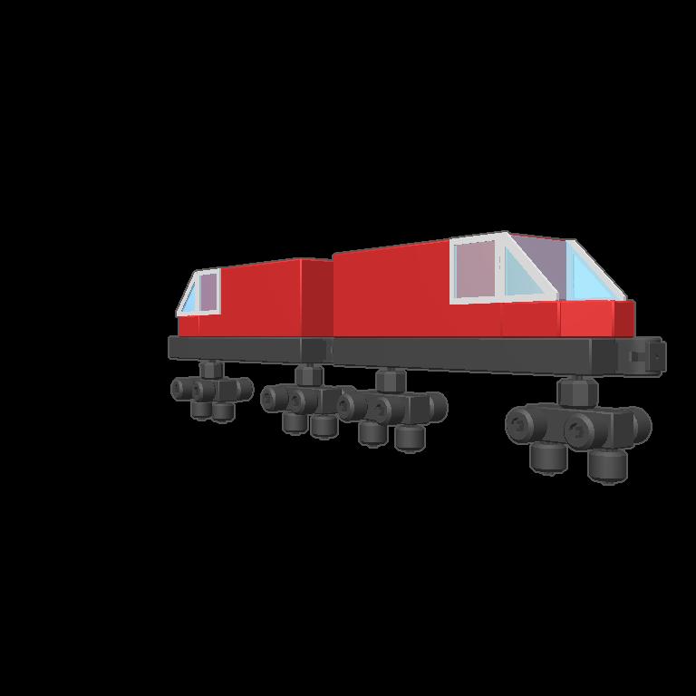 Track clipart wavy train. Blocksworld by angelisababe