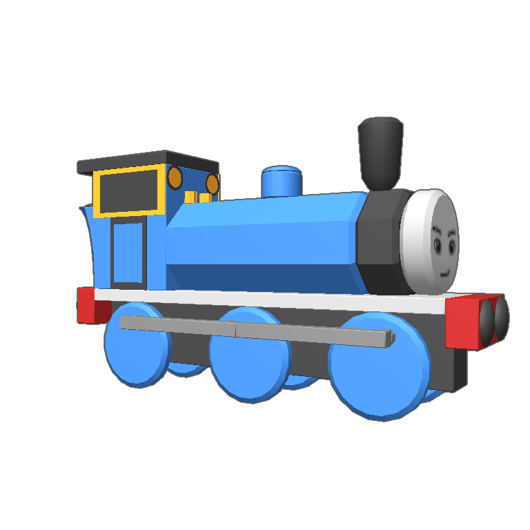 Blocksworld by angelisababe. Track clipart wavy train