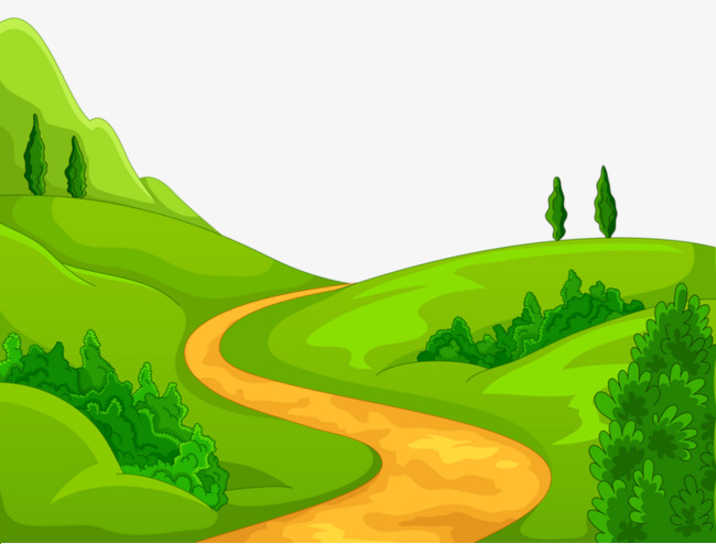 Advantage lane mountain green. Trail clipart