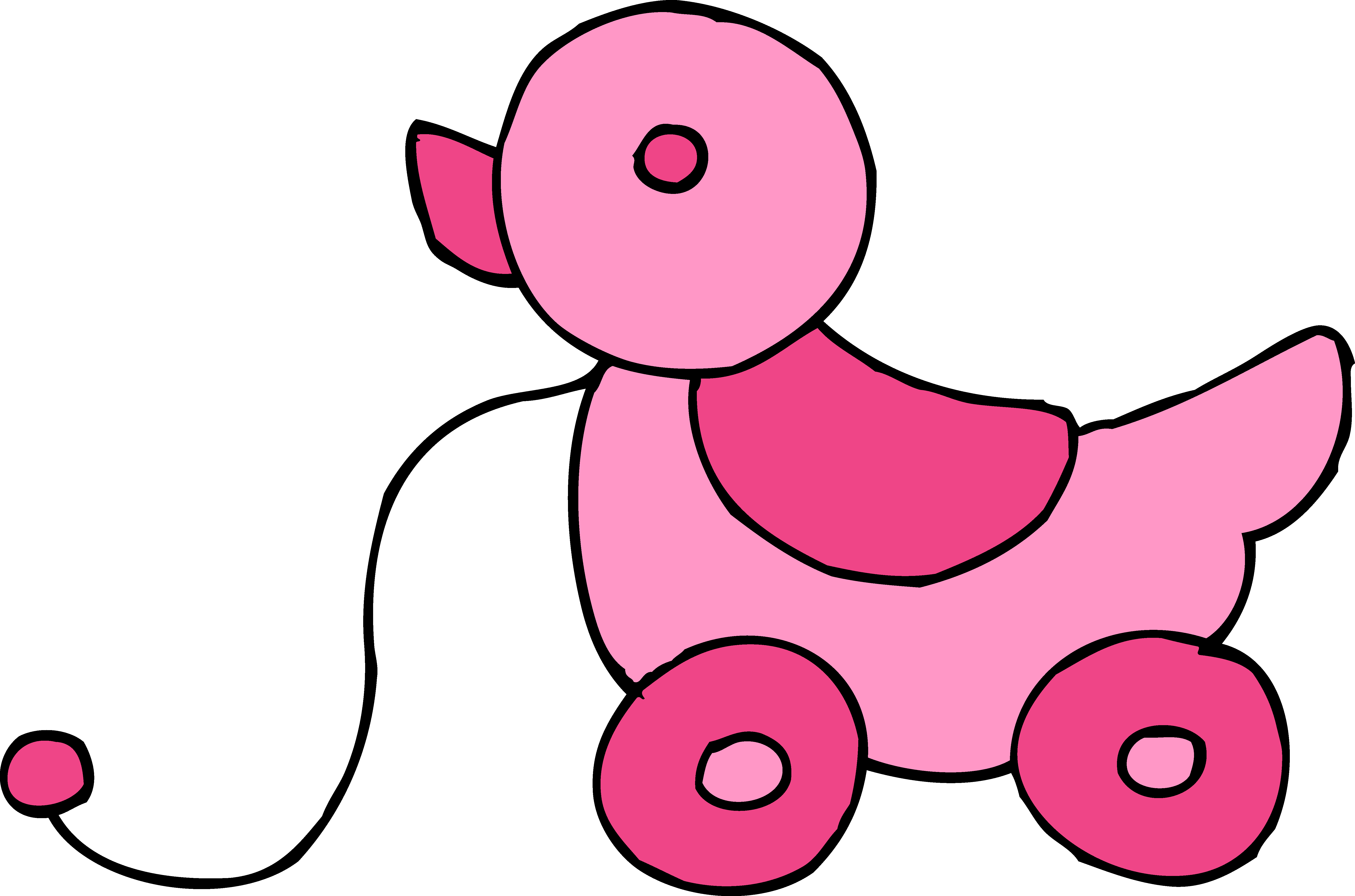 Cliparthot of toy . Trail clipart curve road