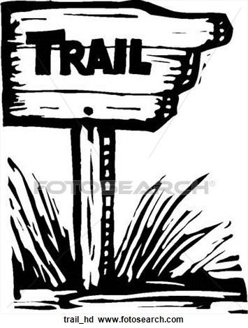 Trails portal . Trail clipart hiking