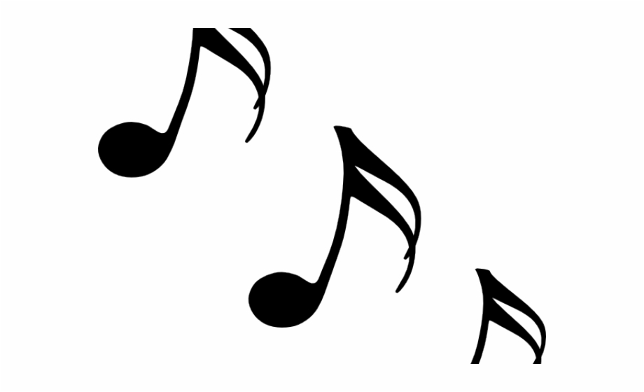 Music notes free png. Trail clipart vivid