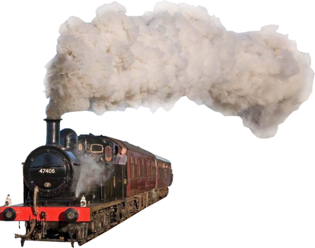 clip art black. Train smoke png