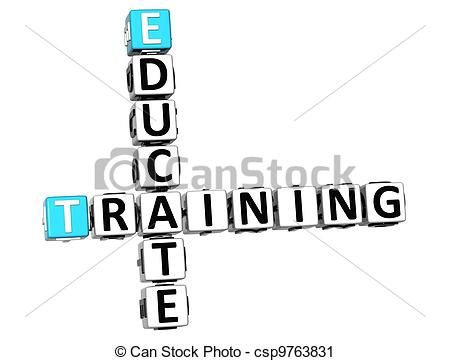 And portal . Training clipart education training