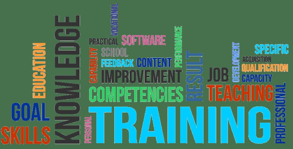 Training safety training