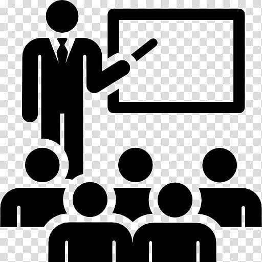 Classroom computer icons room. Training clipart training class