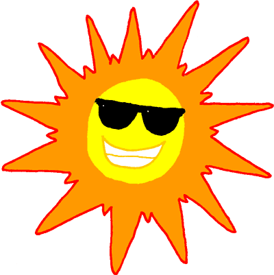 Sunshine sun free . 2 clipart transparent background