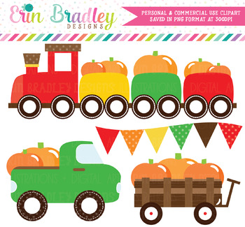 Transportation clipart. Pumpkin by erin bradley