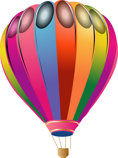 File balloon svg wikimedia. Transportation clipart air transportation
