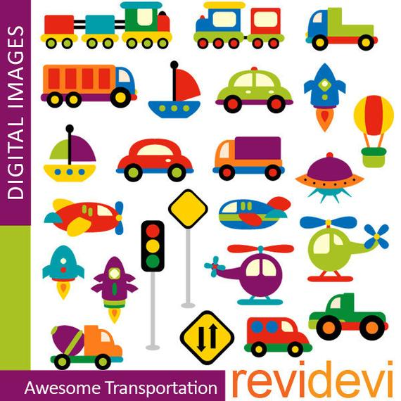 Transportation clipart land clip art. Commercial use water air