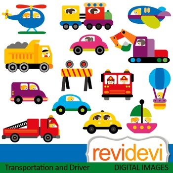 Transportation clipart printable. Clip art and driver