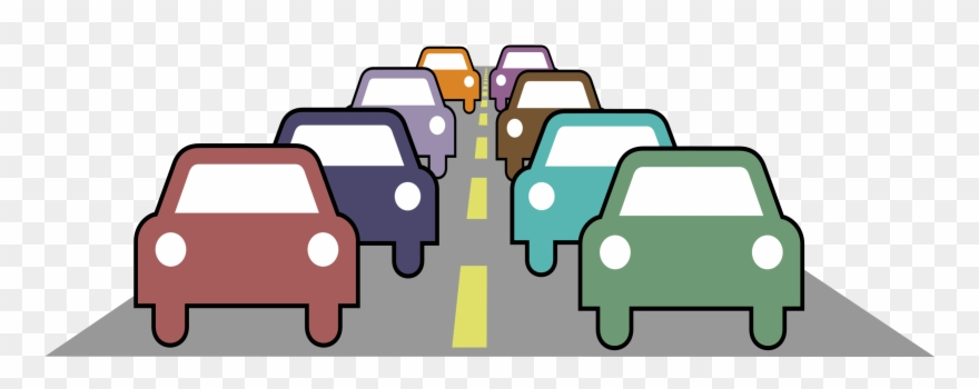 Transportation clipart traffic car. Cars computer icons congestion