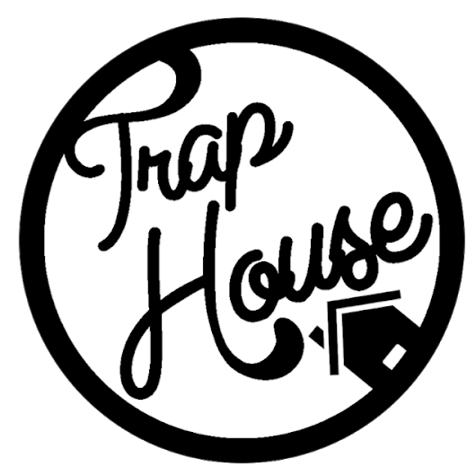 Logo made by me. Trap house png