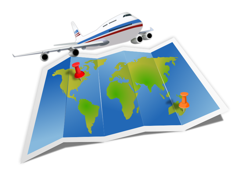 Travel clip art for. Tired clipart traveler