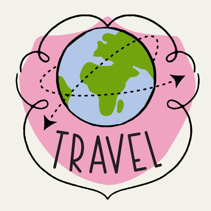 Travel images free on. Traveling clipart