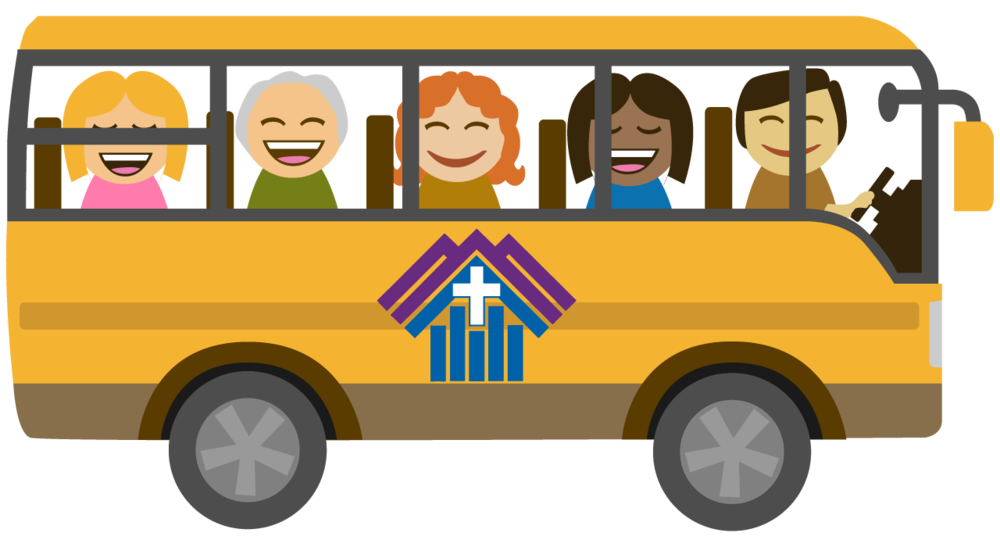 Opening the doors together. Traveling clipart pastor wife