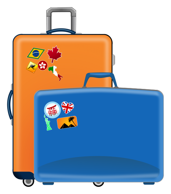 Brock tours and full. Traveling clipart travel agent