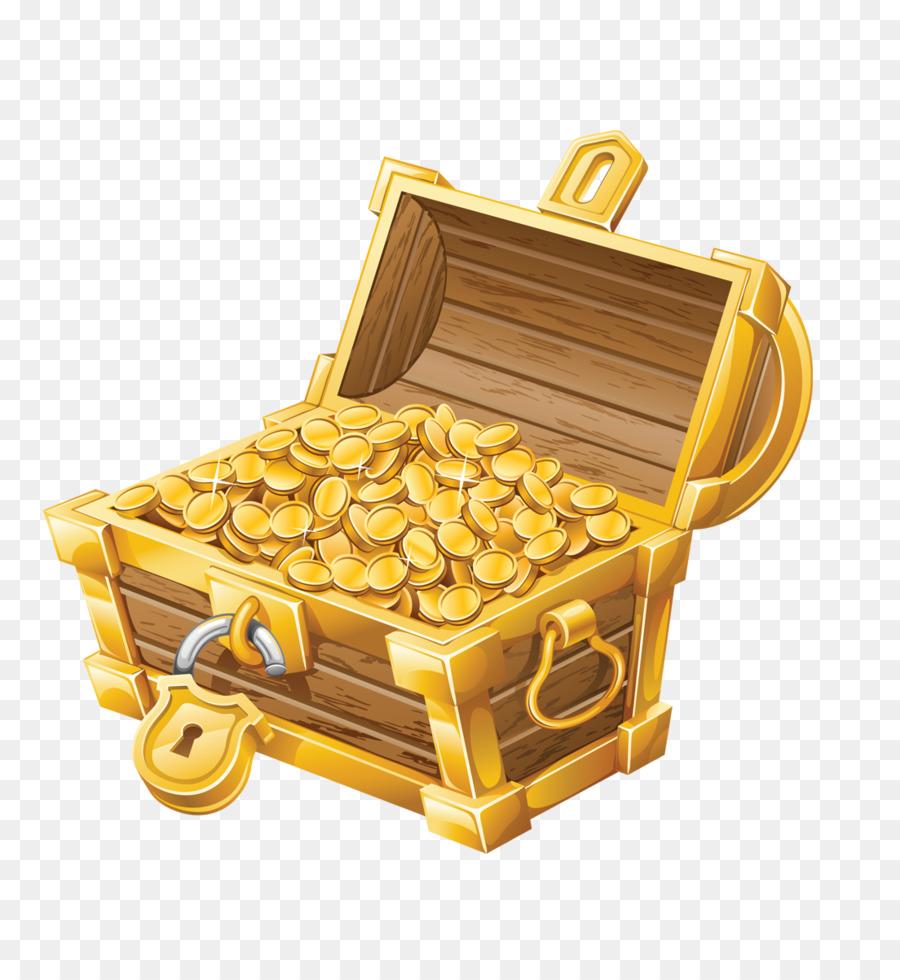 Clip art floating gold. Treasure clipart buried treasure