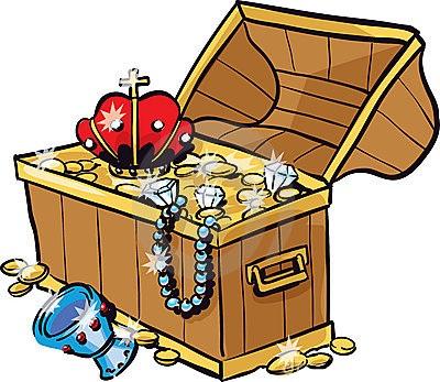 Treasure clipart clip art.  clipartlook