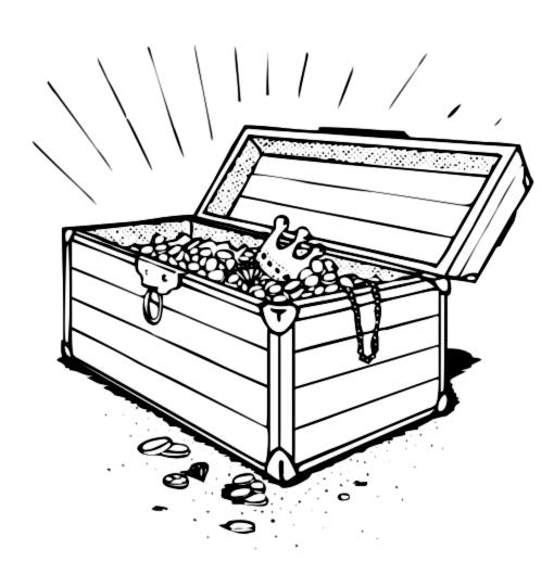 Chest download wikiclipart . Treasure clipart clip art