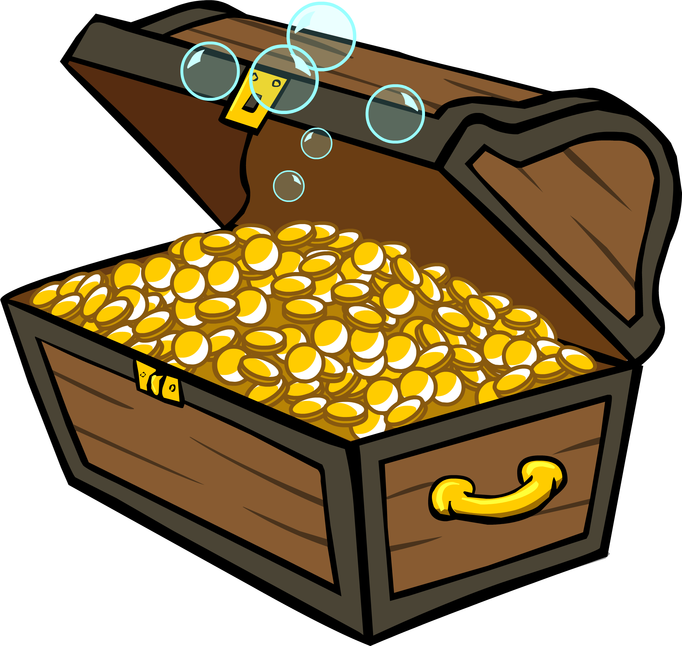 Treasure clipart community chest. Image id sprite png