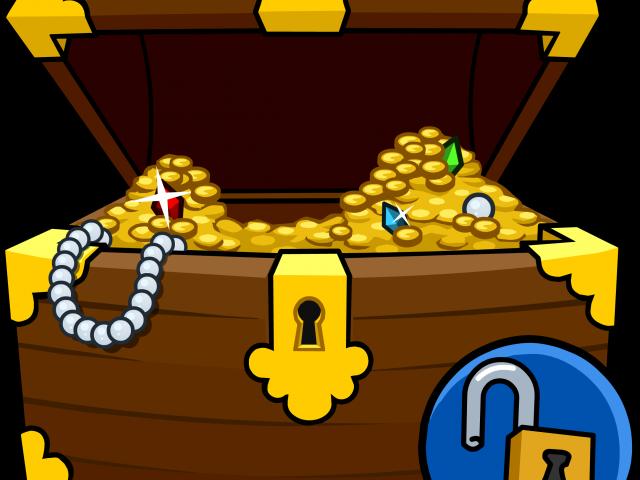 Treasure Chest Photo Free Download Clip Art