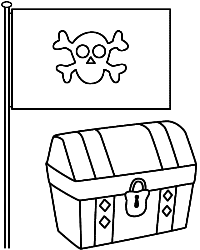 Free images of chest. Treasure clipart drawing