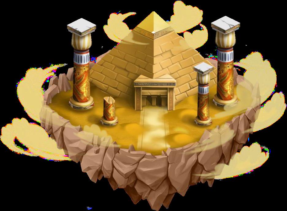 Treasure clipart egyptian treasure. Image island png dragon