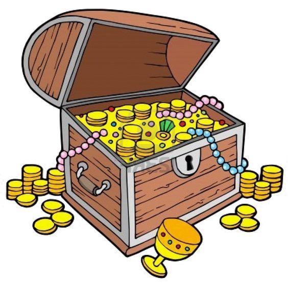 Treasure clipart hidden treasure. Portal