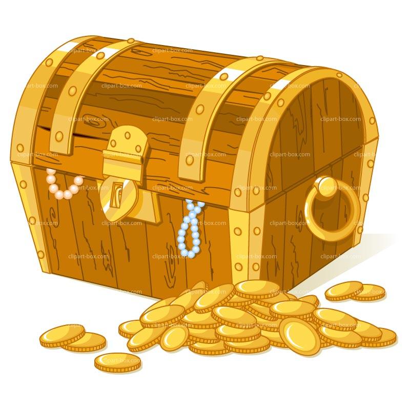 Treasure clipart kid. Chest pirate cliparting com