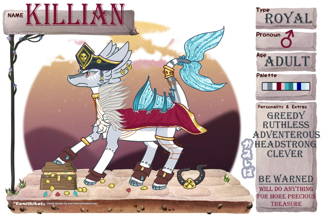 Treasure clipart precious. Killian by dari on