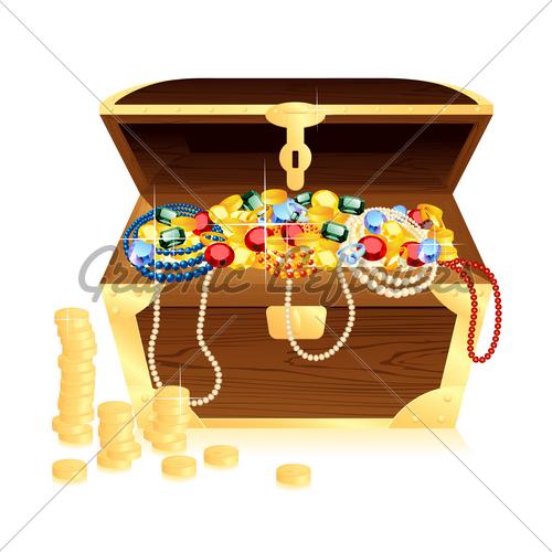 treasure clipart riches