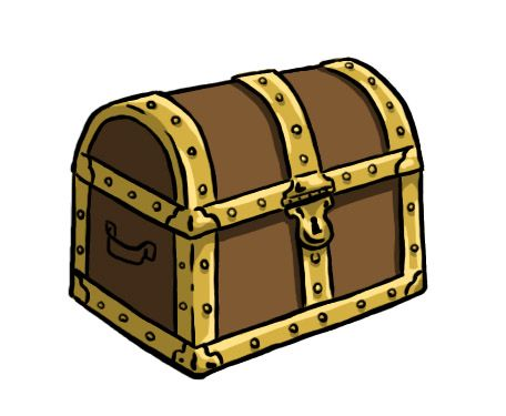 Treasure clipart treasure room. How to draw a