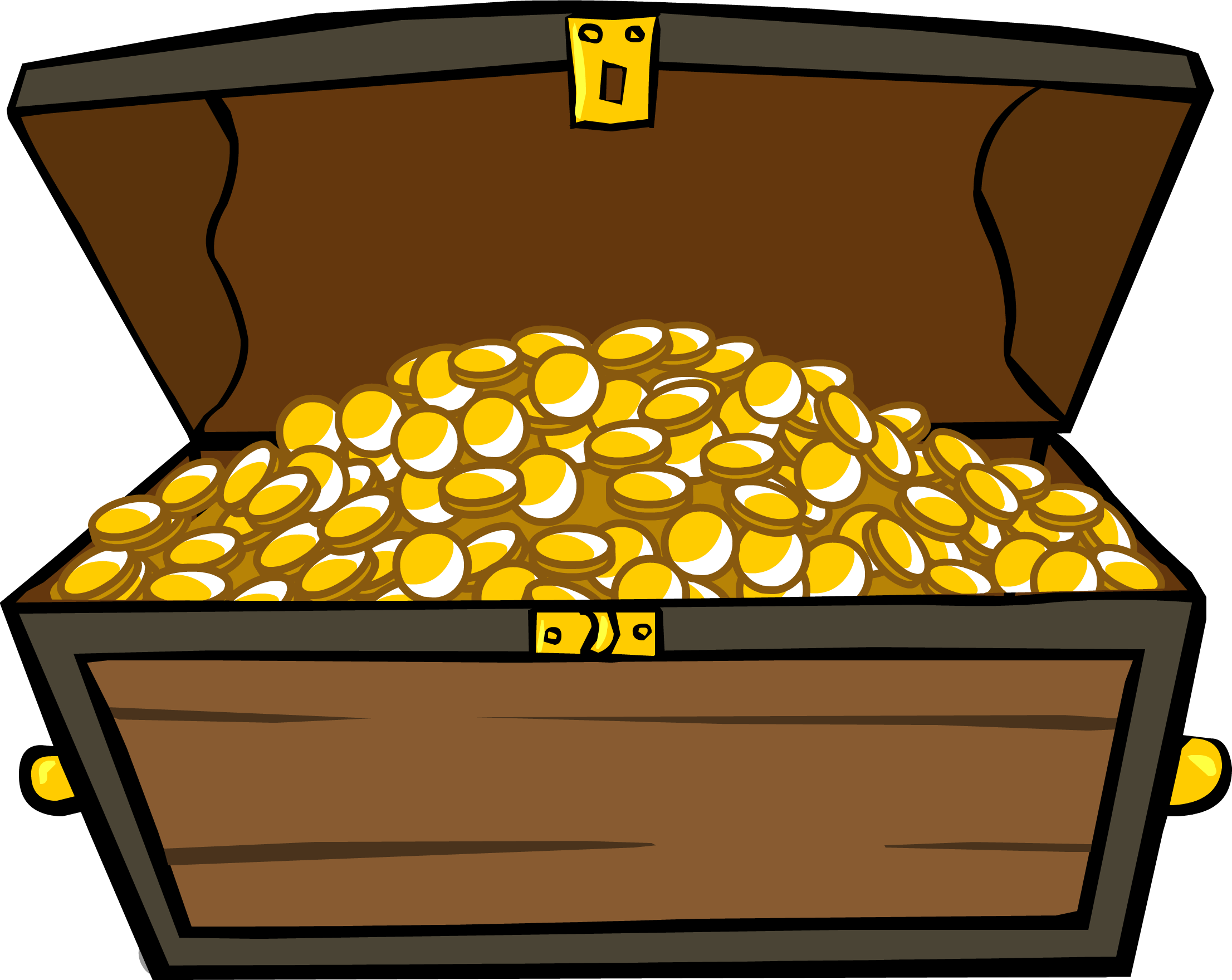 Treasure clipart treasure room. Image chest id sprite