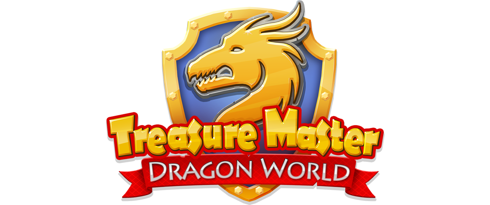 Master dragon world . Treasure clipart treasury