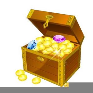 Open chest free images. Treasure clipart tresure