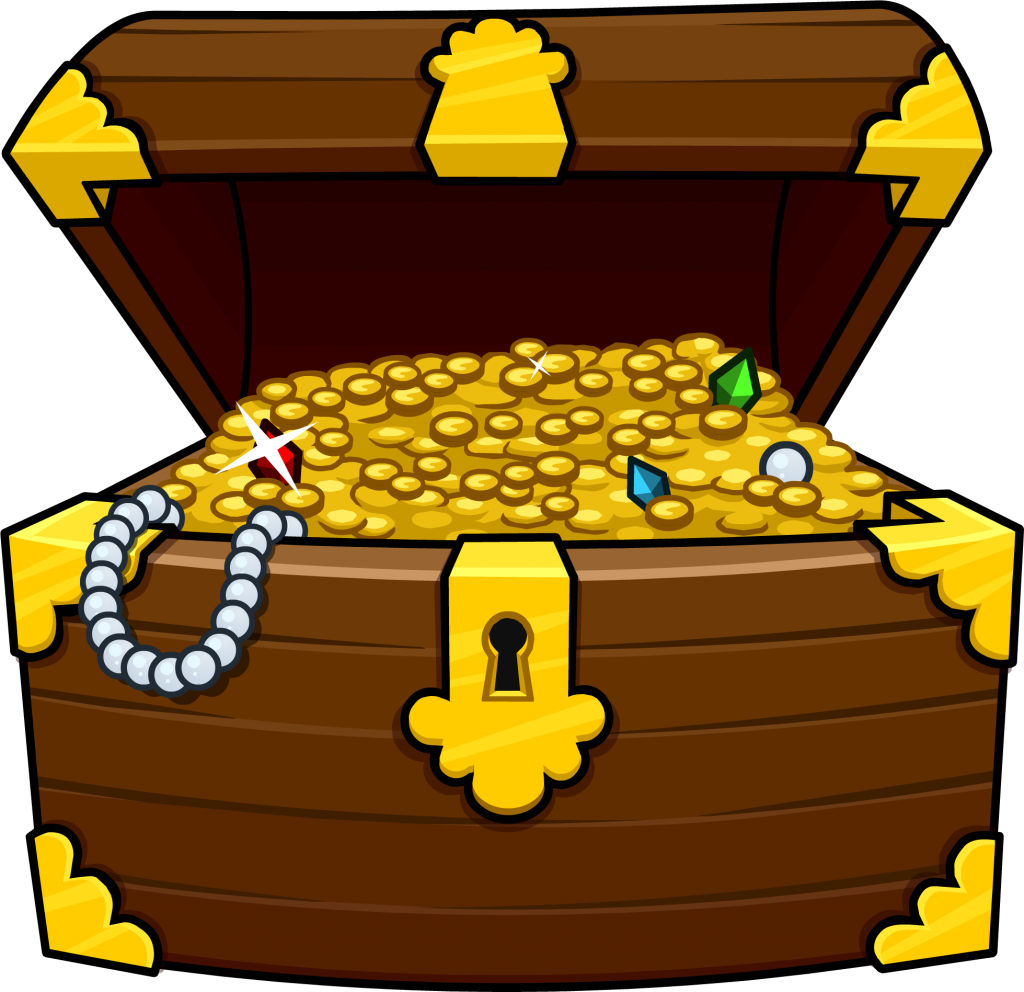 Chest download png image. Treasure clipart vector