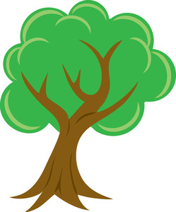 Image panda free images. Tree clipart