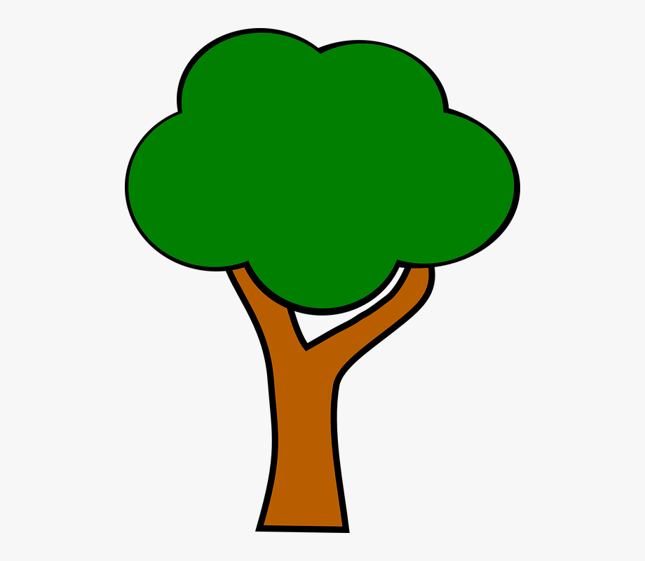 Apple without apples free. Tree clipart