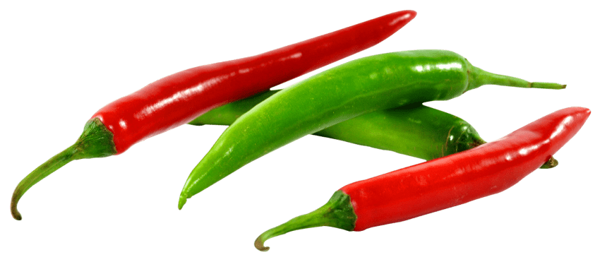 Tree clipart chilli. Green and red png