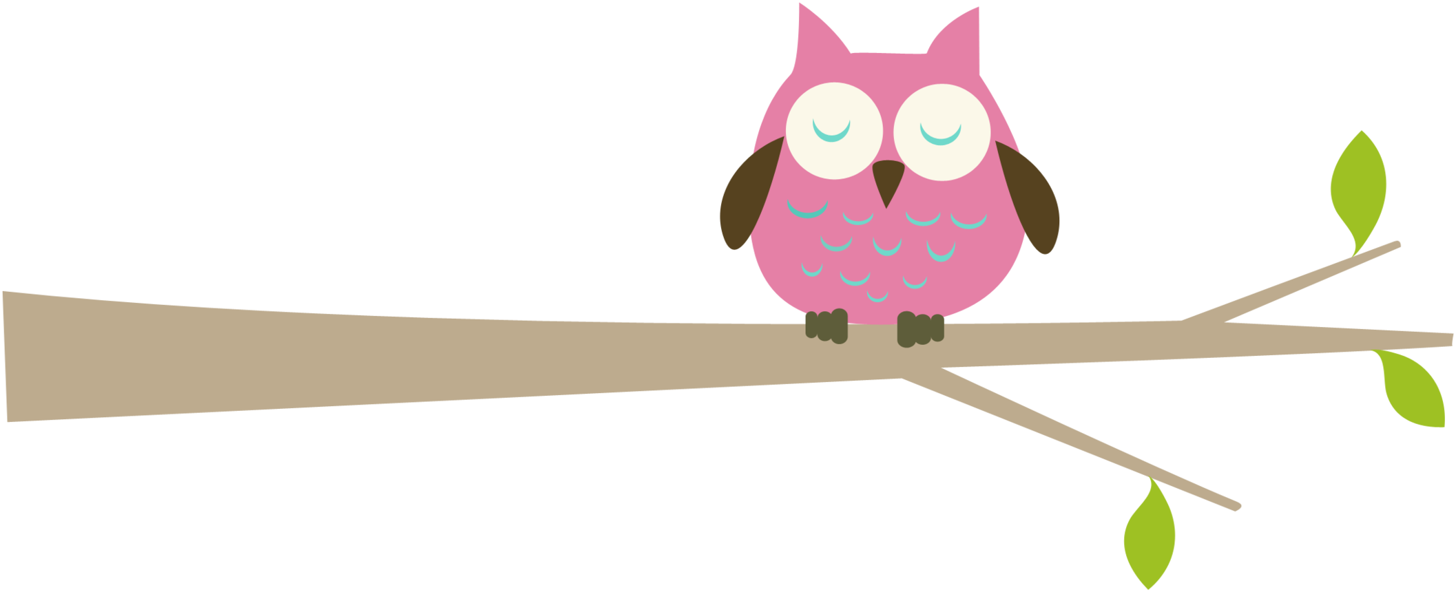 Tree clipart cute. Owl in the collection