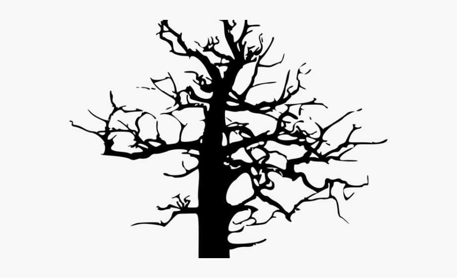 Of the day png. Tree clipart halloween