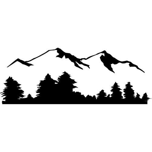 Free cliparts download clip. Tree clipart mountain