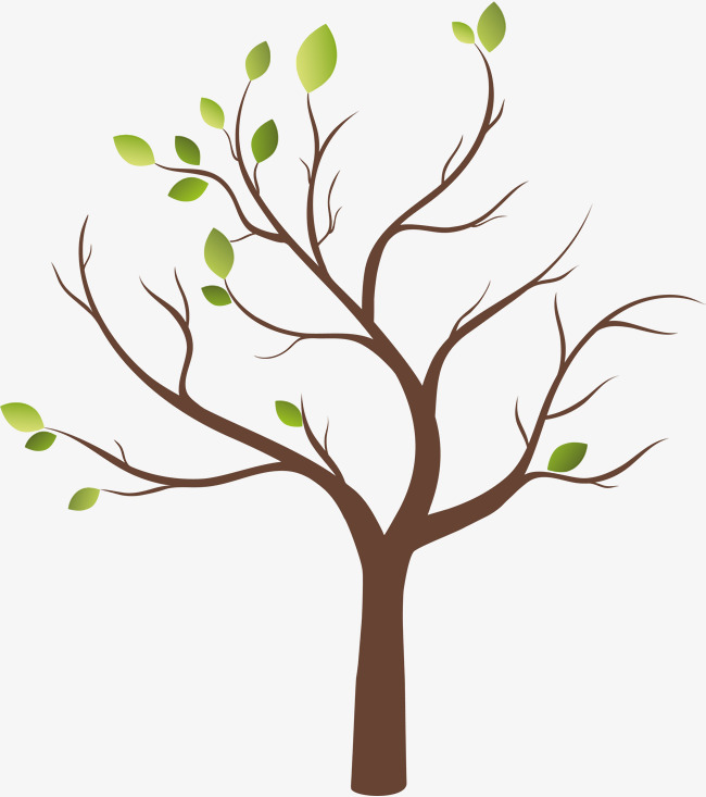 Tree clipart simple. Station
