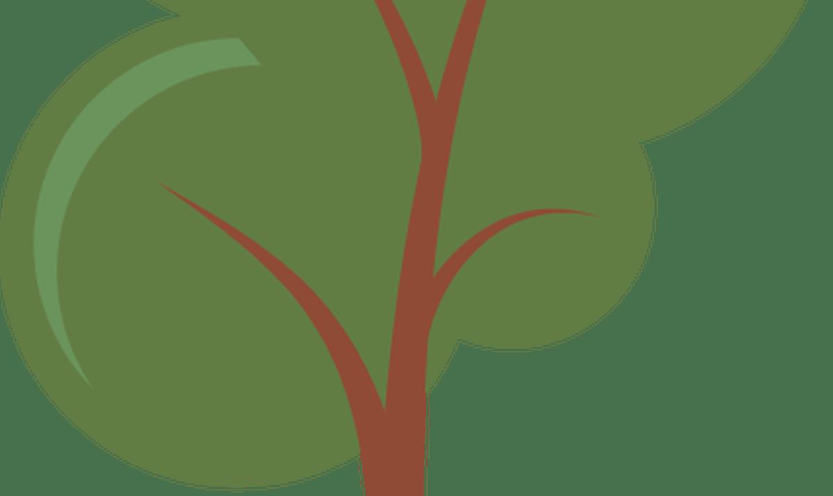 Baby clip art border. Tree clipart woodland