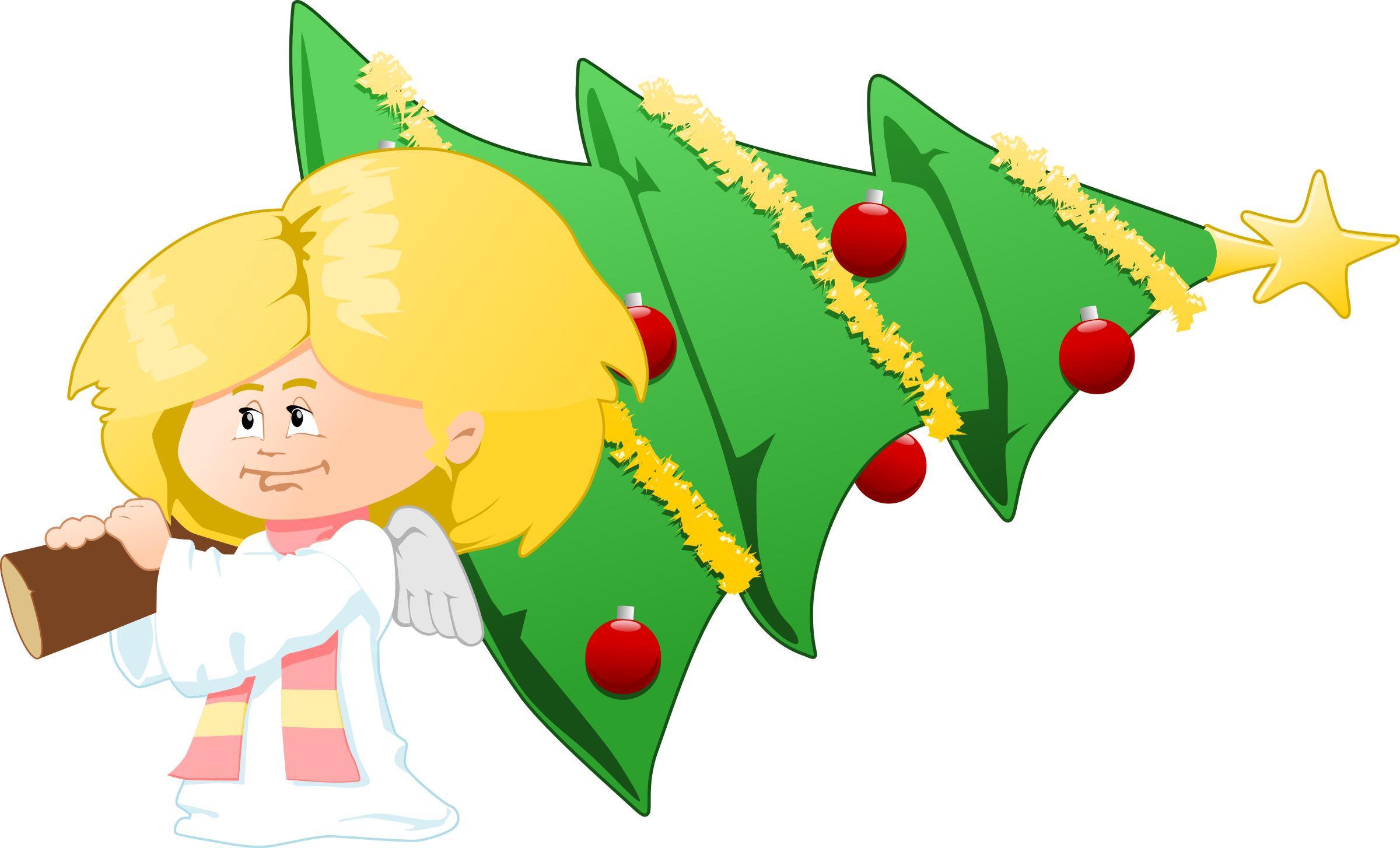 Tree clipart word. Angel images