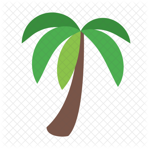 Palm ecology environment nature. Tree icon png